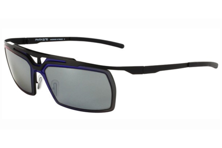 Parasite Cyber 3 Sunglasses in C24L Black/ChromeLED
